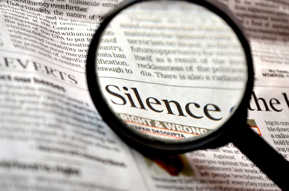 Silence, Magnifying Glass, Loupe, Search, Enlarge, Read