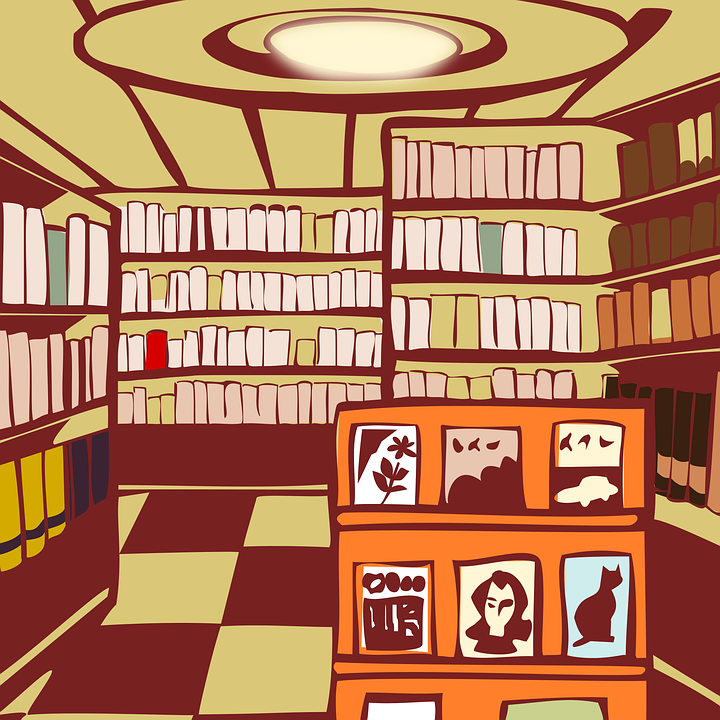 Bookstore, Library, Reading, Book, Knowledge
