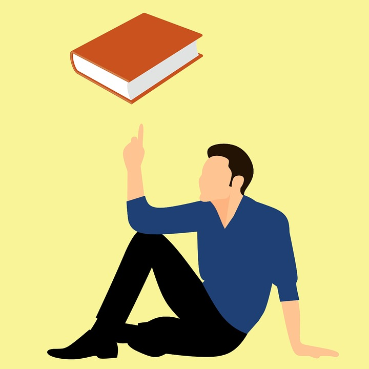 Book, Reading, Reading A Book, Cover Book, Book Icon