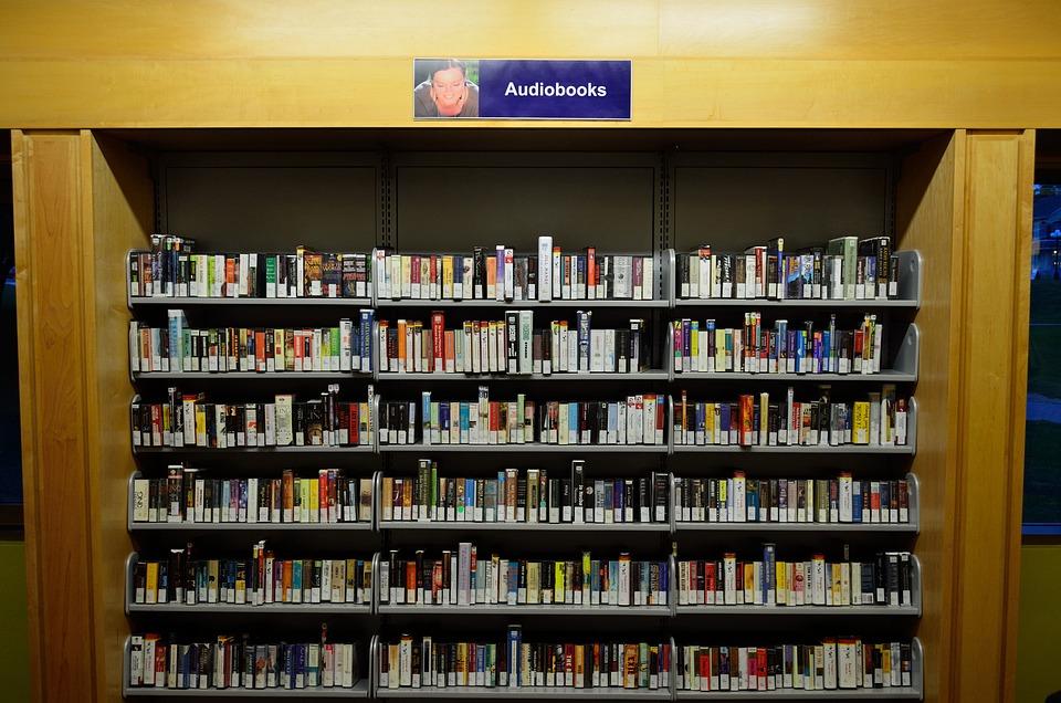 Reading, Audio Books, E Book, E Reader, Public Library