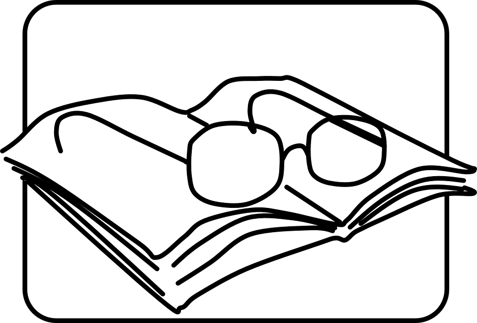 Reading Glasses, Prose, Book, Spectacles, Reading, Read