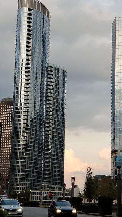 Real Estate, City, Building