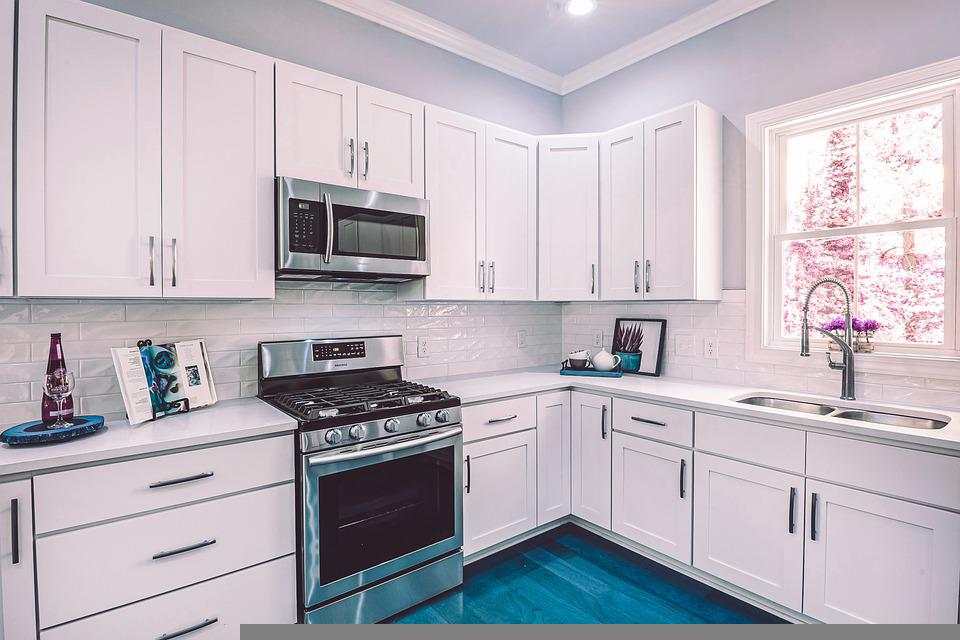 Kitchen, House, Real Estate, Food, Recipe, Home
