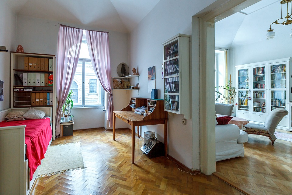 Bedroom, Real Estate, Apartment, Home, Residential