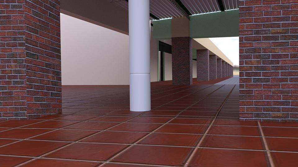 Architectire, Exteriox, Virtuality, Reality, 3d