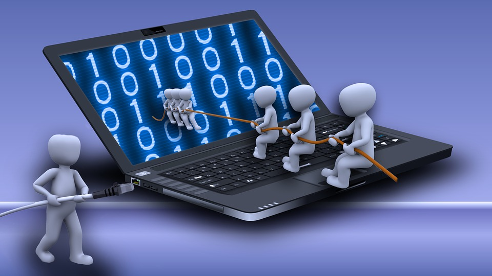 Laptop, Internet, Reality, Cyberspace, Virtual Reality