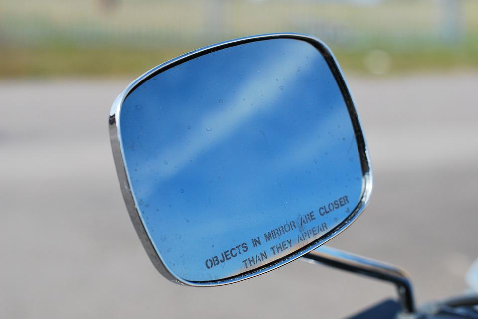 Rear Mirror, Vehicle, Mirror, Rear-view