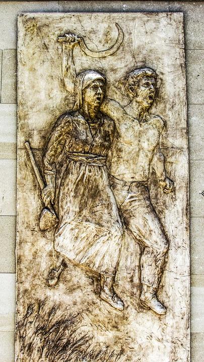 Cyprus, Perivolia, Farmers, Rebellion, Emancipation