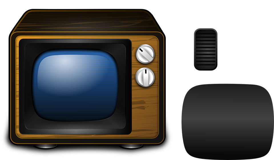 Television, Picture Tube, Video, Old, Tv, Receiver