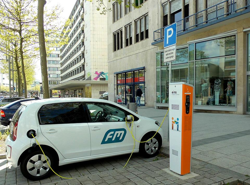 Electric Vehicle, Charging Station, Recharge