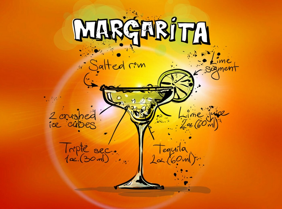 Margarita, Cocktail, Drink, Alcohol, Recipe, Party