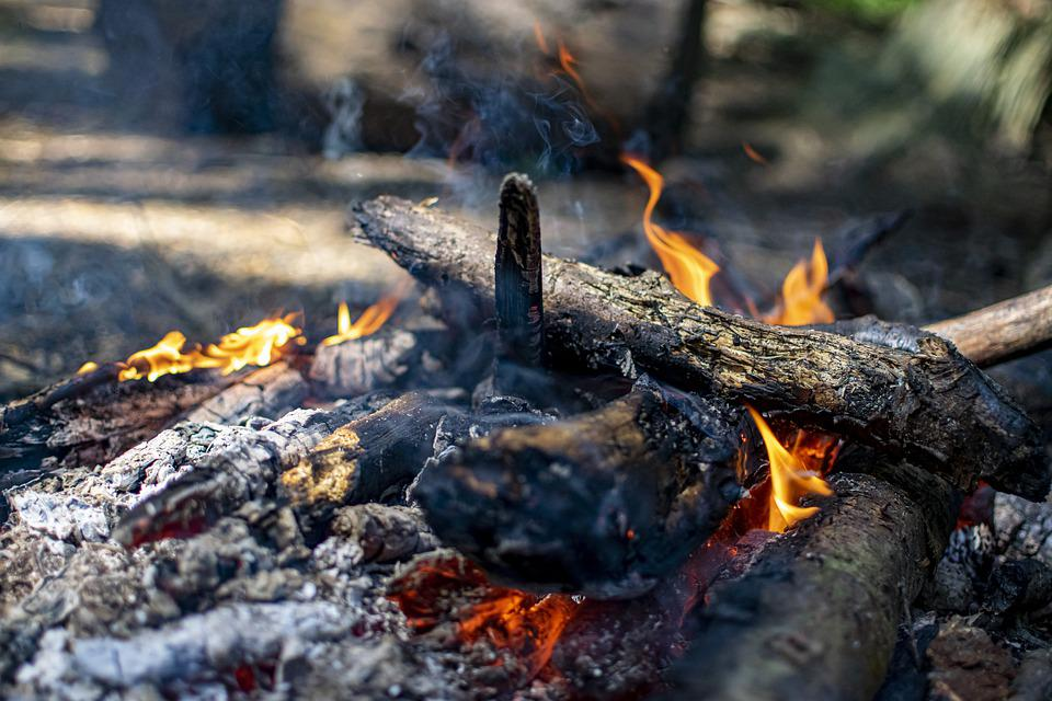 Fire, Camping, Wood, Burn, Flame, Lifestyle, Recreation