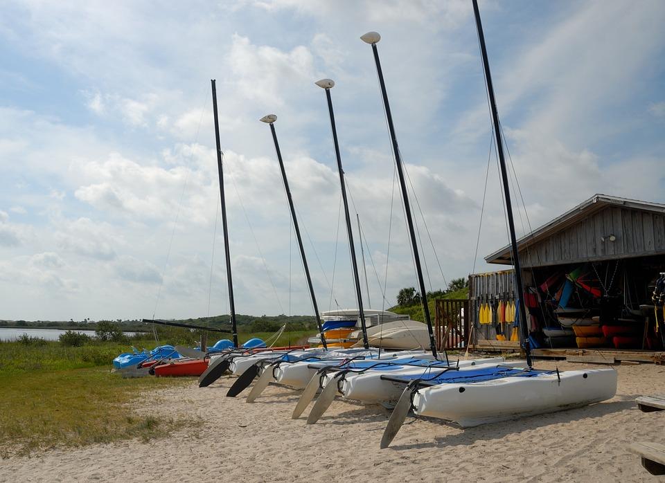 Sailboat, Sail, For Rent, Rental, Recreation, Leisure