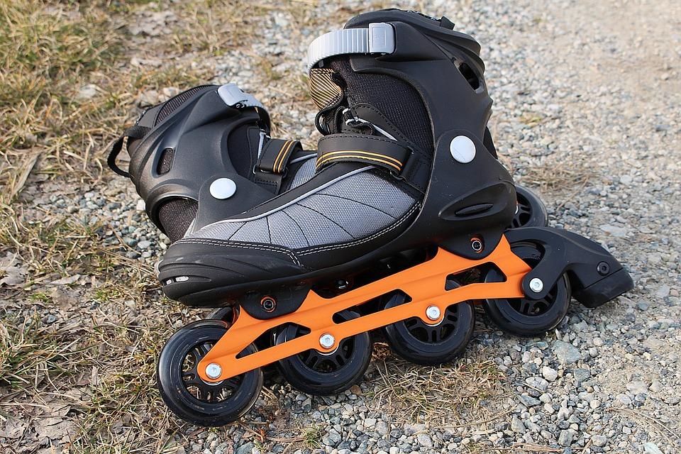 Rollerskates, Inline Skates, Recreational Sports