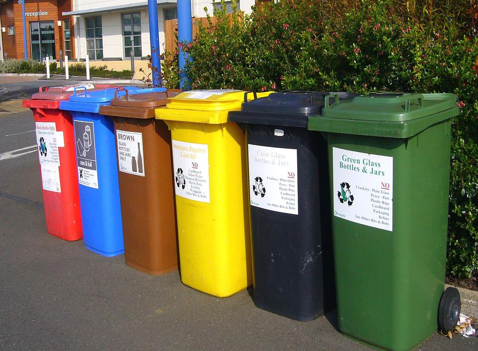 Recycling Bins  Recycle  Environment  Waste  Trash. Free photo Recycle Trash Recycling Bins Environment Waste   Max Pixel
