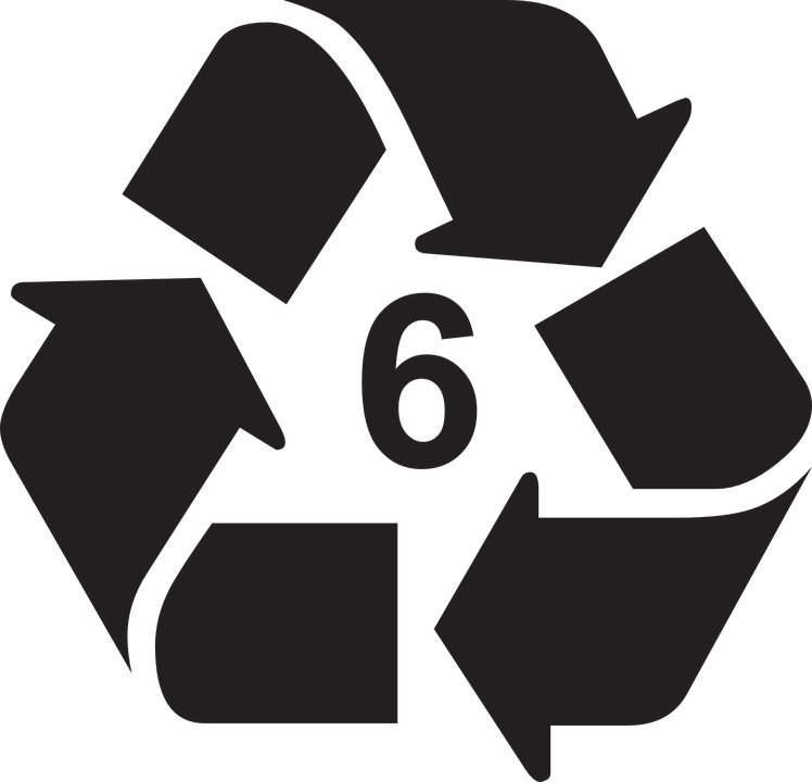 Recycle, Types, 6, Directions, Recyclable, Recycling