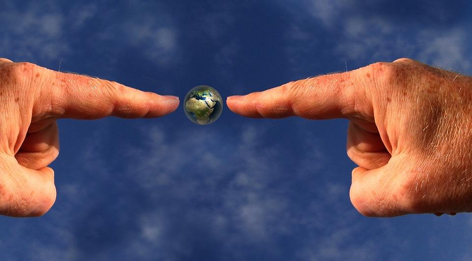 Earth, Globe, Recycling World, Environment, Ecology