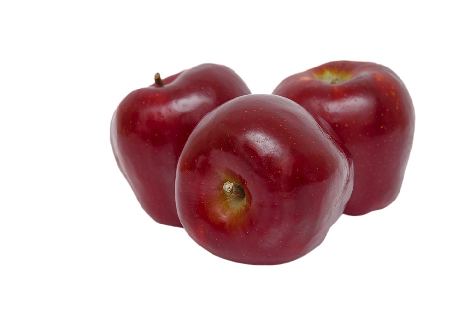 Red Apple, Food, Freshness, Healthy, Fruit, Health