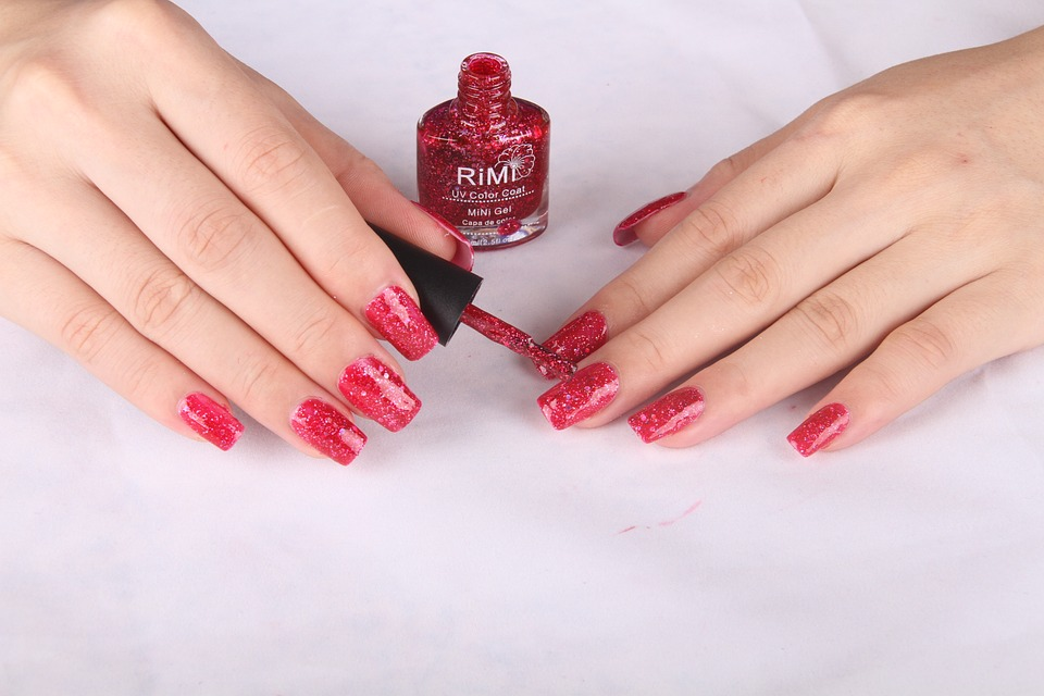 Cosmetology, Polishing, Red, Beauty, Products, Hand