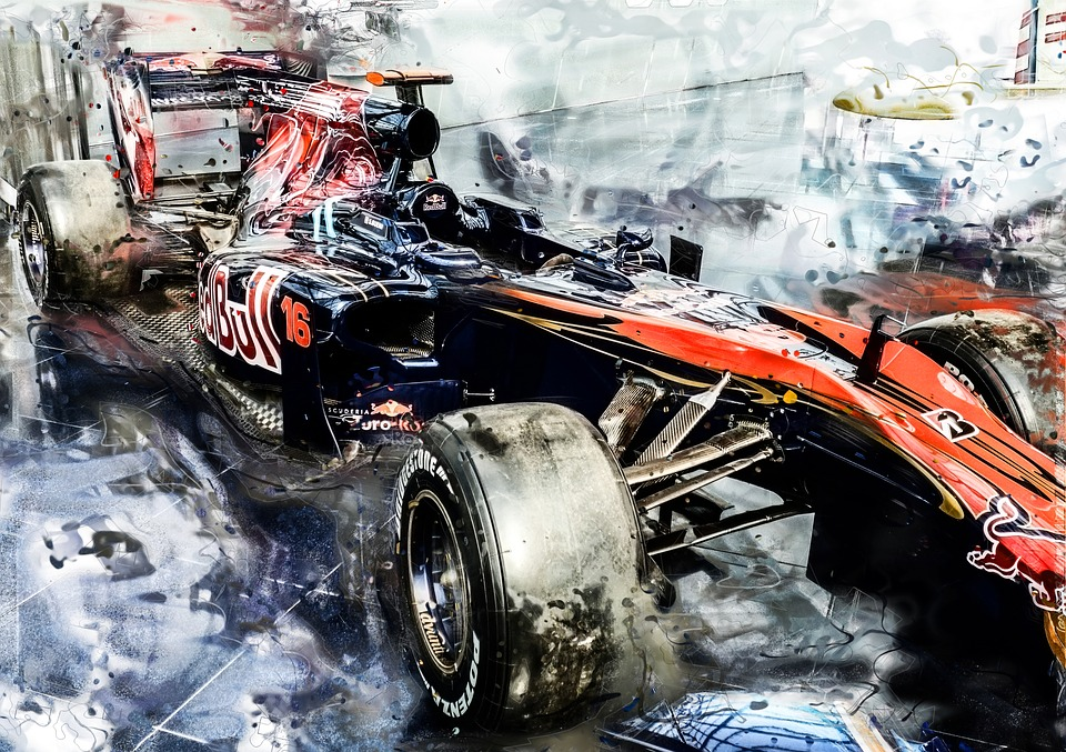 F1, Formula 1, Sports Car, Speed, Fast, Red Bull