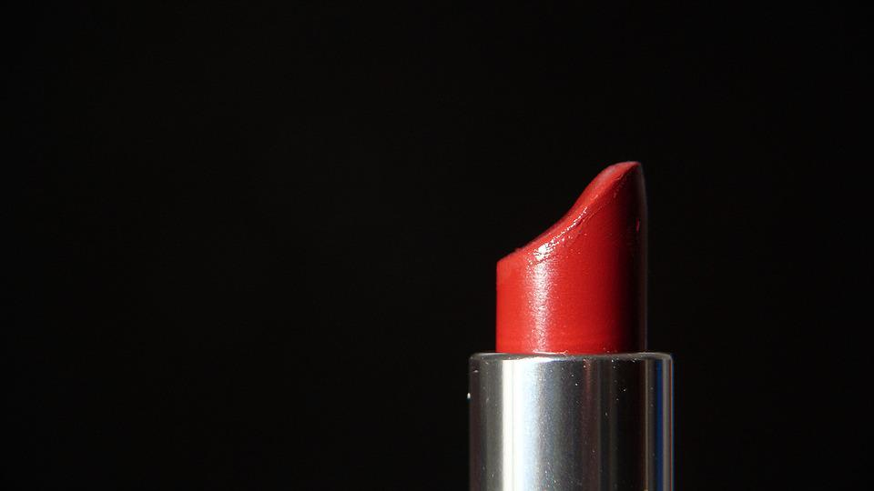 Lipstick, Cosmetics, Make Up, Face, Feminine, Red