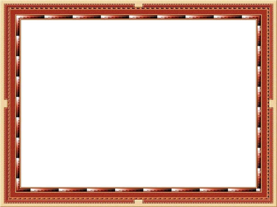 Frame, Picture Frame, Outline, Red, Isolated, Pattern