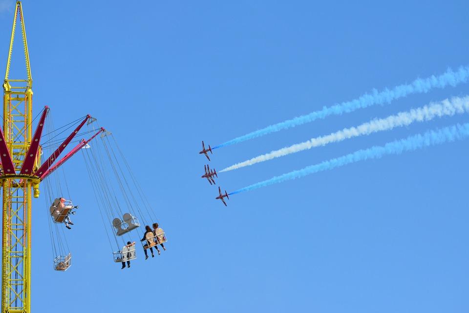 Jet, Red, Arrows