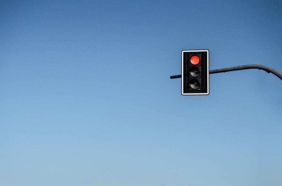 Light, Red, Stop, Street, Traffic Lights