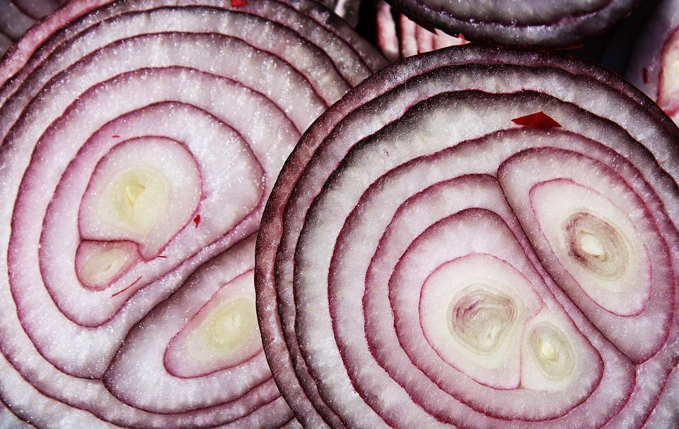 Red Onions Vegetables, Vegetable Onion, Onion, Market