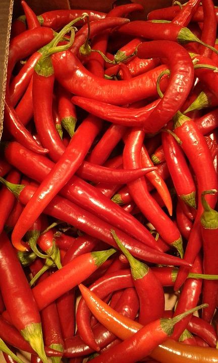 Chili, Red, Pepper