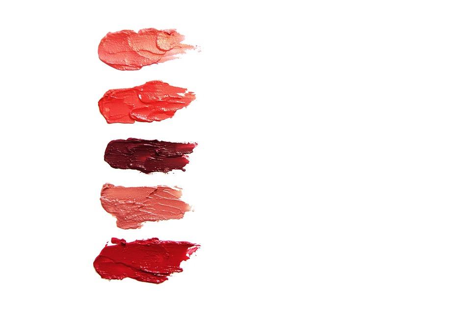 Lipstick, Cosmetics, Lip Gloss, Lips, Red, Pink, Purple