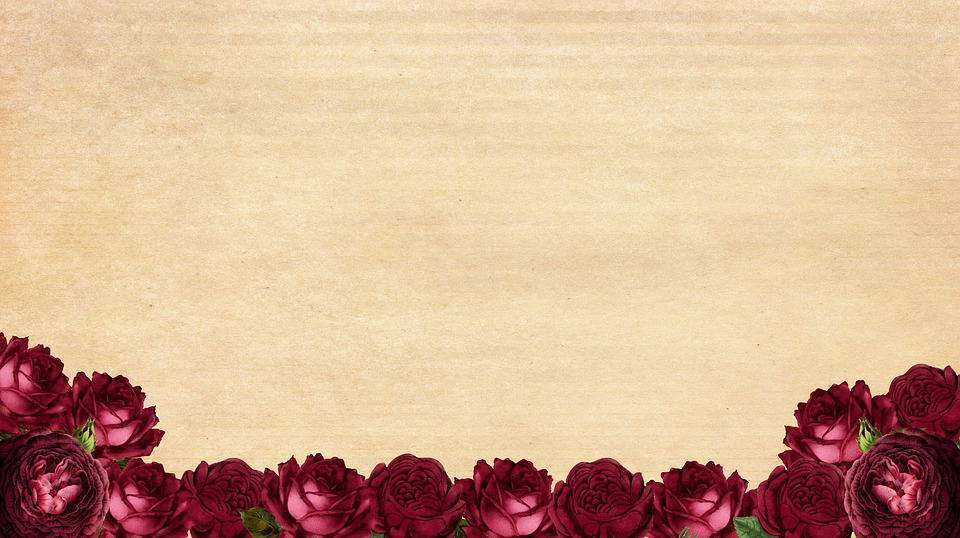 Free photo Red Roses Red Flowers Background Image Frame Roses - Max ...