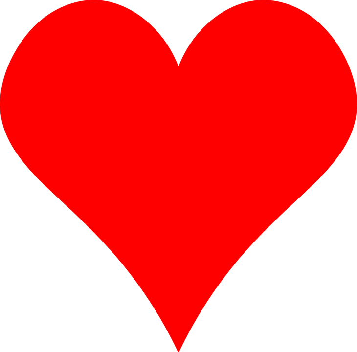 Heart, Red, Simple, Symbol, Red Heart, Red Simple