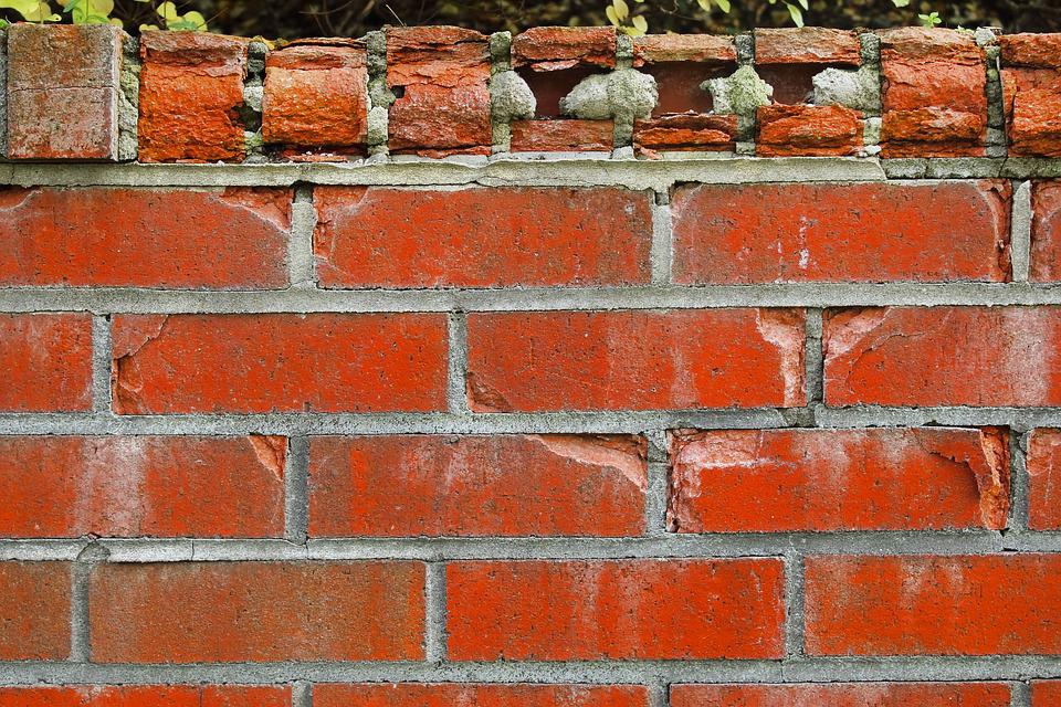 Wall, Brick, Red, Bricks, Texture, Masonry, Pierre