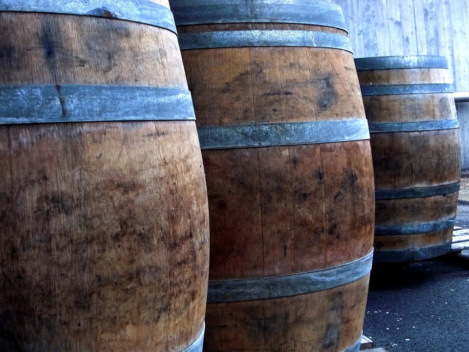 Barrels, Wine, Keller, Barrel, Wooden Barrels, Red Wine