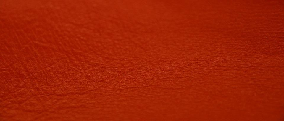 Leather, Red, Reddish, Texture, Structure, Background