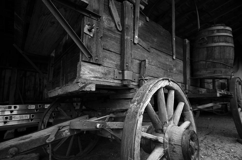 Old Wagon, Wagon, Redneck
