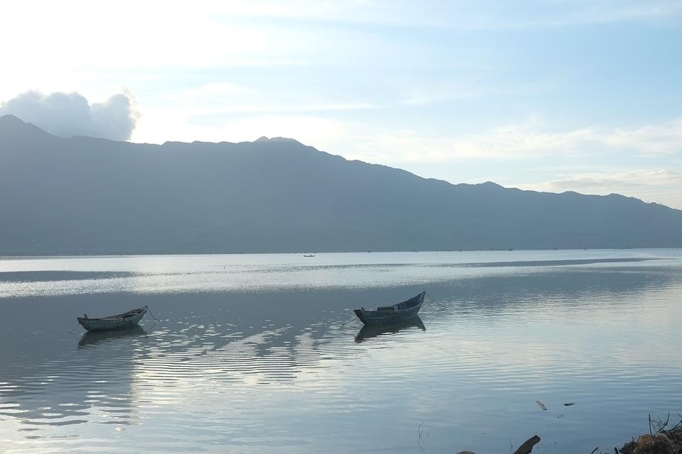 Lake, Daylight, Travel, Reflection, Summer, Environment