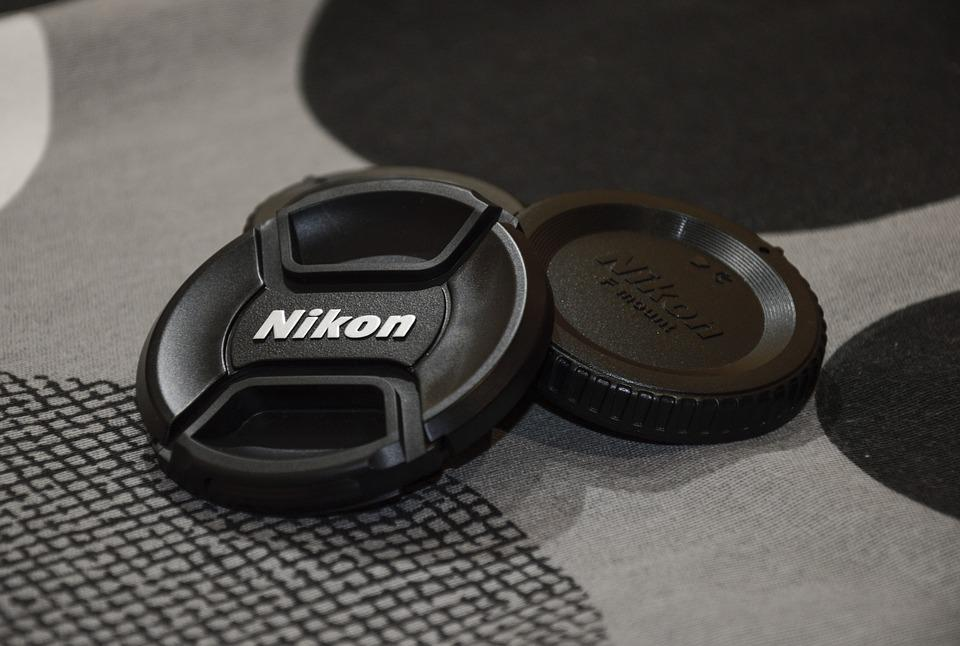 Nikon, Cup, Objective, Reflex Camera, Photo, Camera