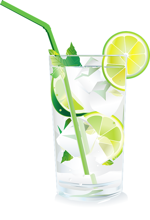 Cocktail, Drink, Glass, Beverage, Refreshment, Cold