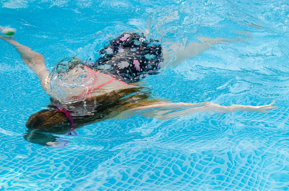 Swimming Pool, Pool, Dive, Water, Refreshment, Fresh