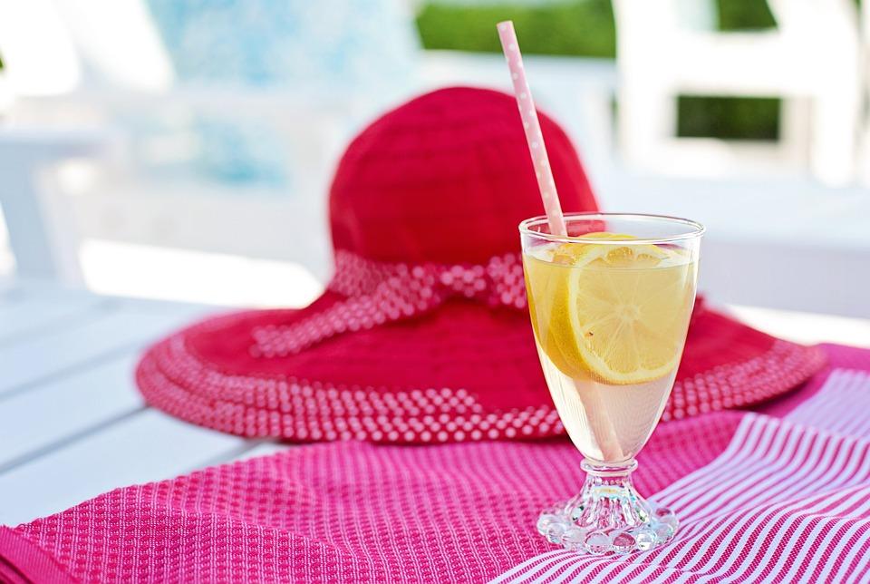 Lemonade, Lemons, Glass, Lemon, Drink, Refreshment