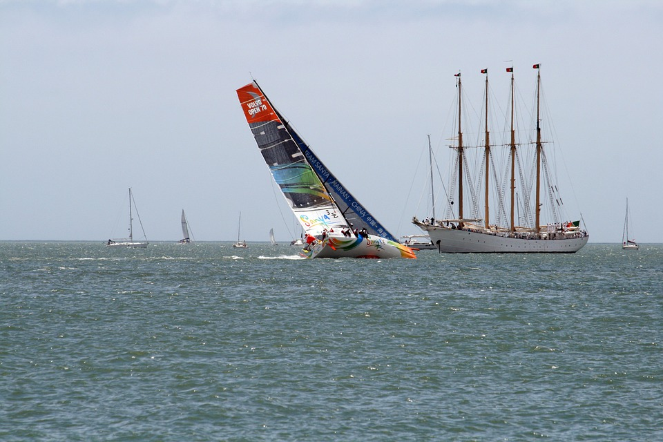 Volvo Open Race In 2012, Lisbon, Regatta