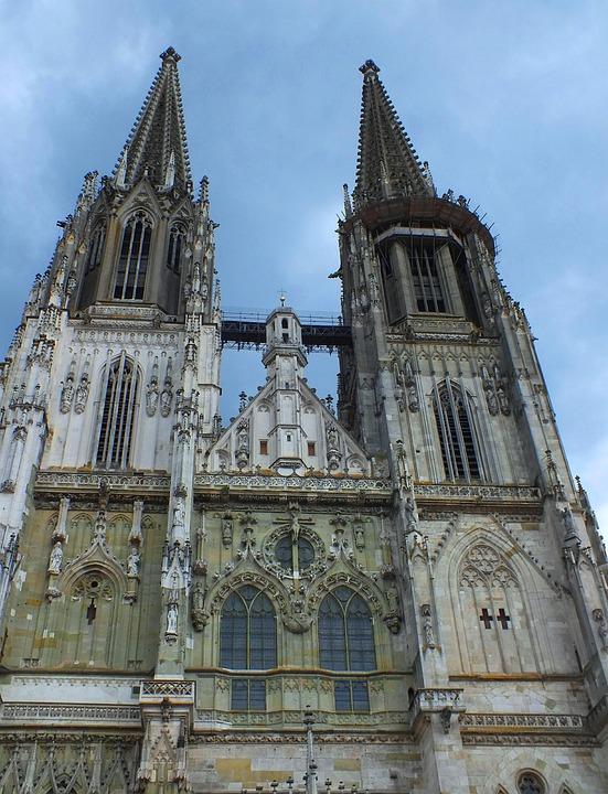 Dom, Regensburg, Germany, Bavaria, Castra Regina