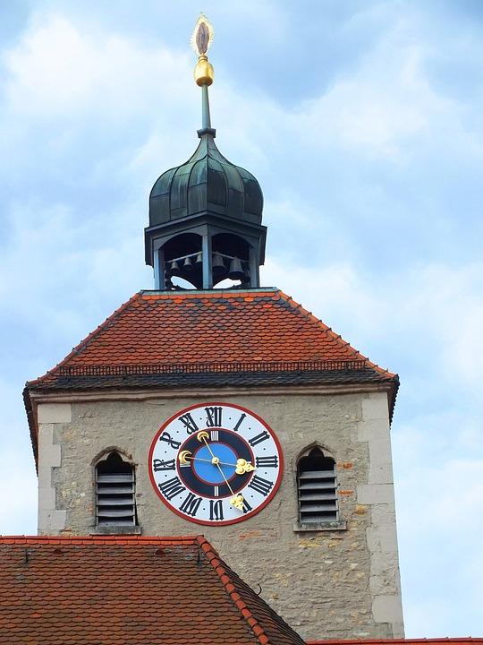 Castra Regina, Regensburg, Church, Germany, Bavaria