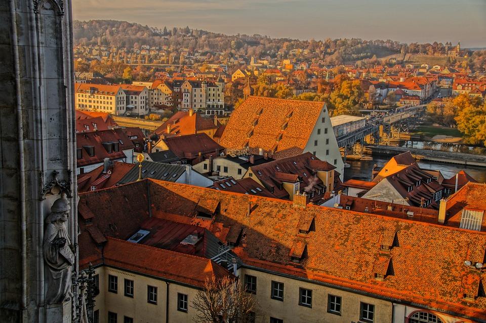 Ratisbona, Regensburg, View