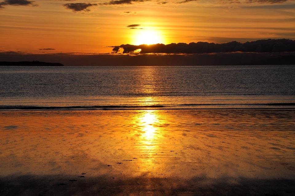 Sunrise, Regional Park, New Zealand