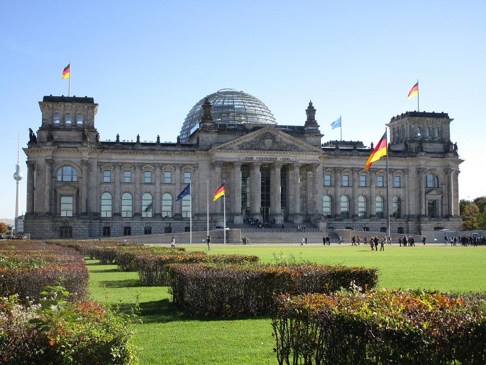 Reichstag Building, Reichstag, Berlin, Bundestag