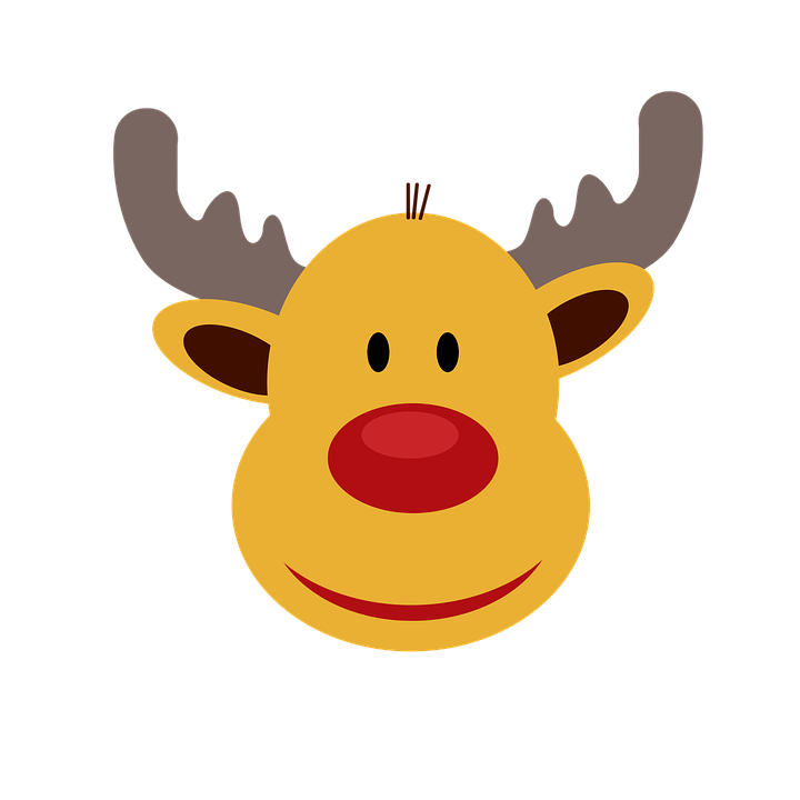 Reindeer, Christmas, Festivals, Merry Christmas