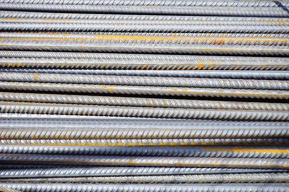 Iron Rods, Reinforcing Bars, Rods, Steel Bars